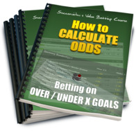 E-book - The Soccerwidow Odds Calculation Course