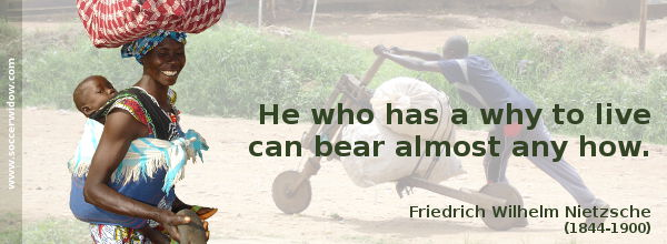 Life Quote: He who has a why to live can bear almost any how - Friedrich Wilhelm Nietzsche