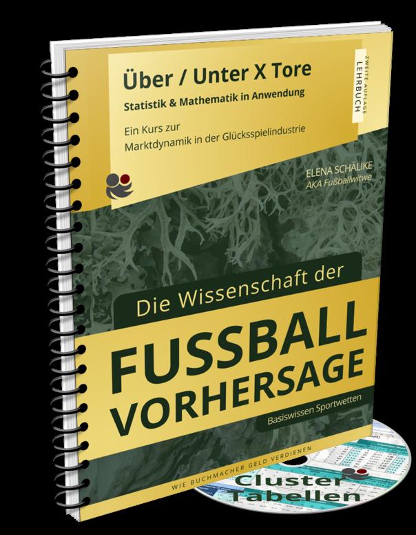 Die Wissenschaft der Fußballvorhersage - Buchhülle