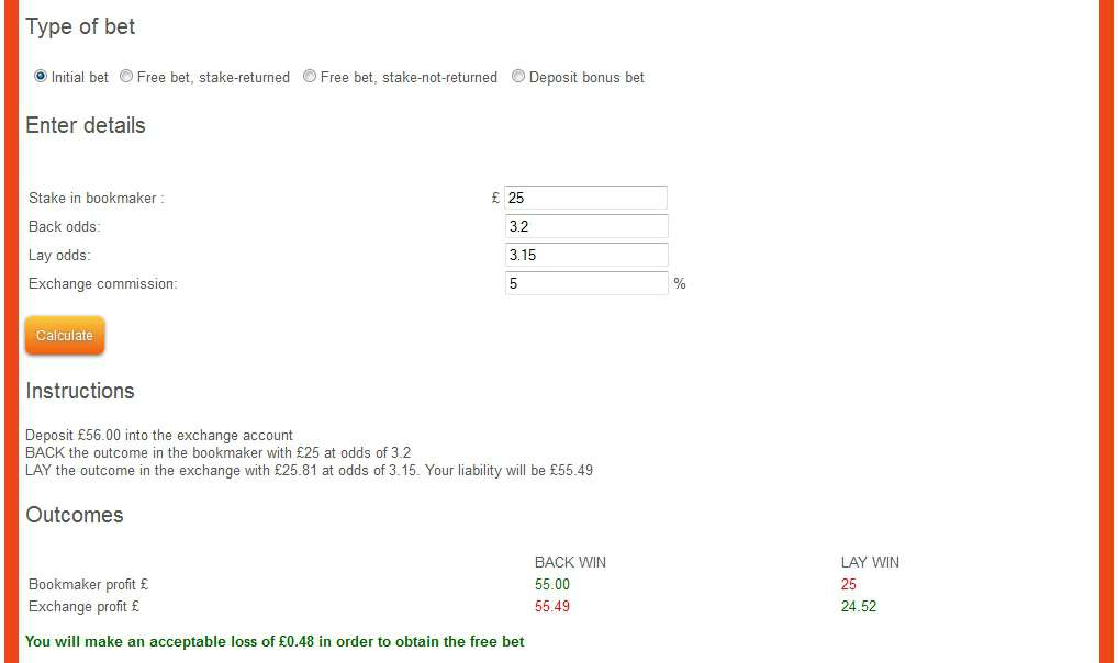 Din 18318 betting calculator place a bet on superbowl