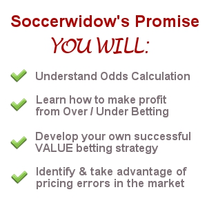 How to calculate odds - Soccerwidow's Promise
