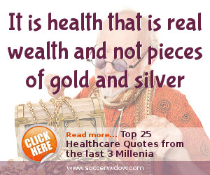 Top 25 Healthcare Quotes from the last 3 Millenia