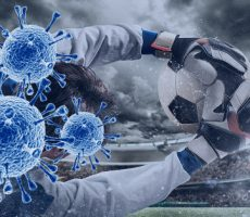 Coronavirus Effects on Football Matches